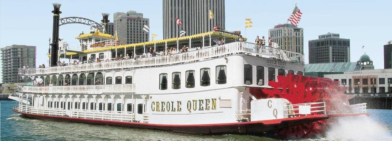 Nueva Orleans: crucero criollo histórico y almuerzo opcional
