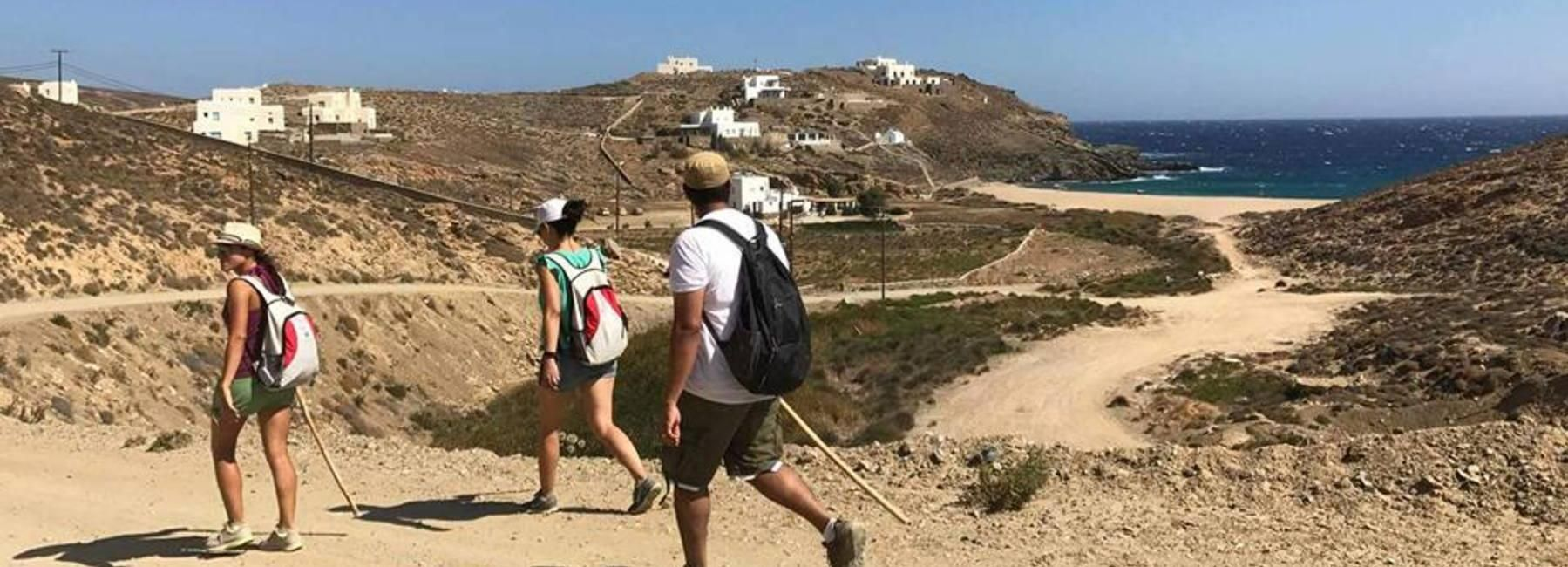 Mykonos Hiking Adventure
