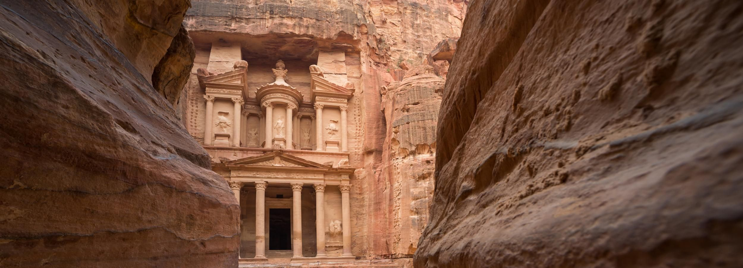 From Eilat: Petra Ancient City Tour and Buffet Lunch