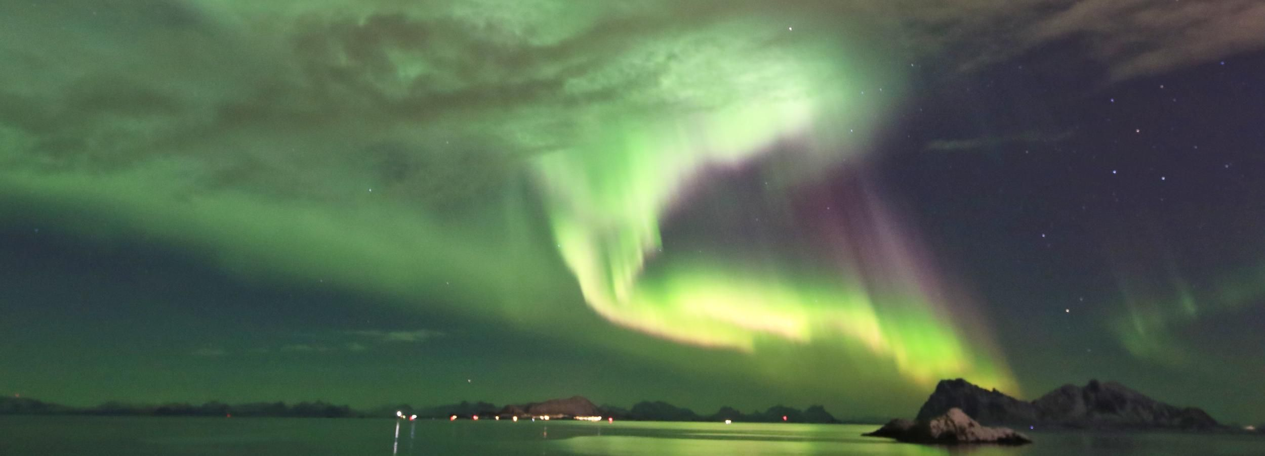 Chase the Northern Lights with a Photographer