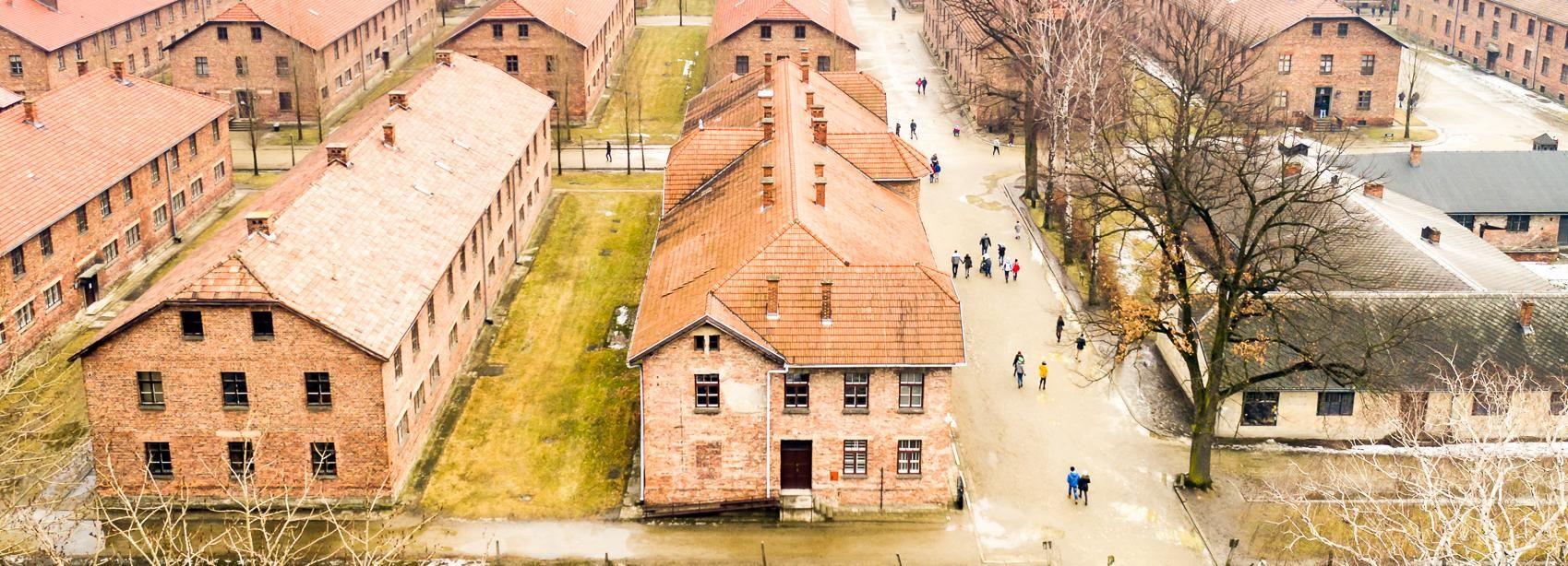 Desde Cracovia: excursión a Auschwitz-Birkenau