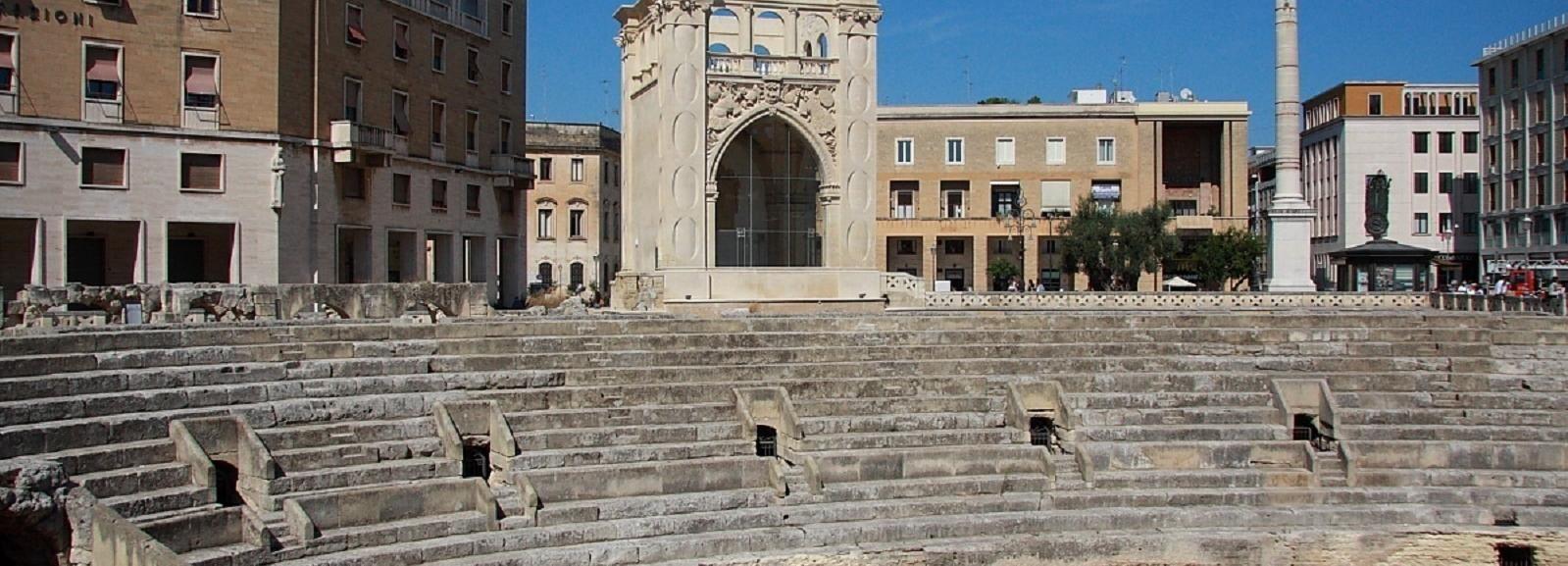 Lecce: Walking Tour