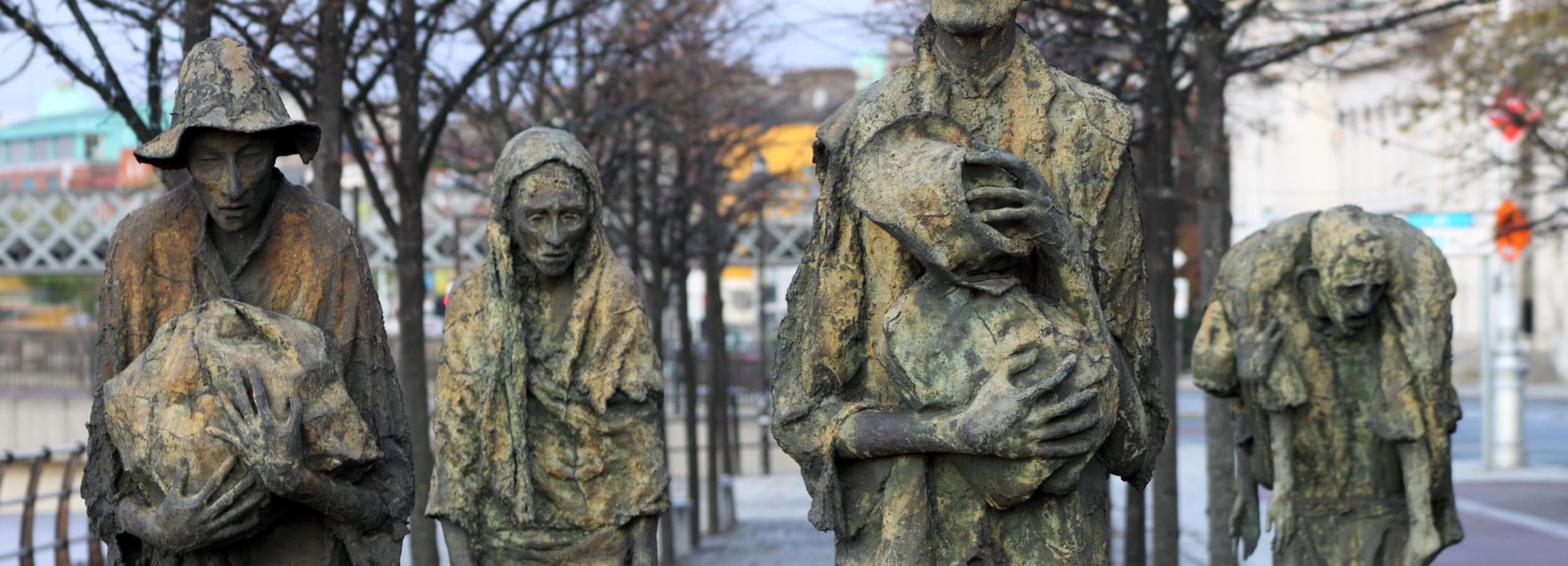 The Great Famine Walking Tour
