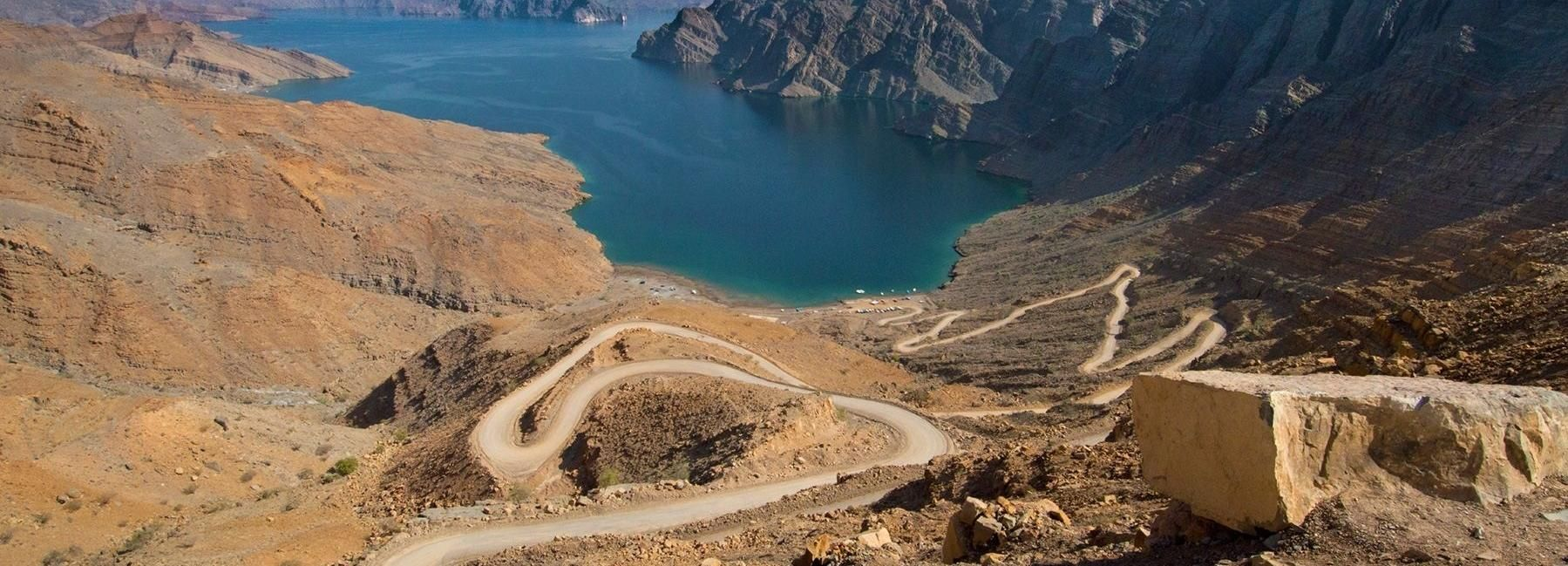 From Khasab: Jebel Harim and Gulf of Oman Private Tour