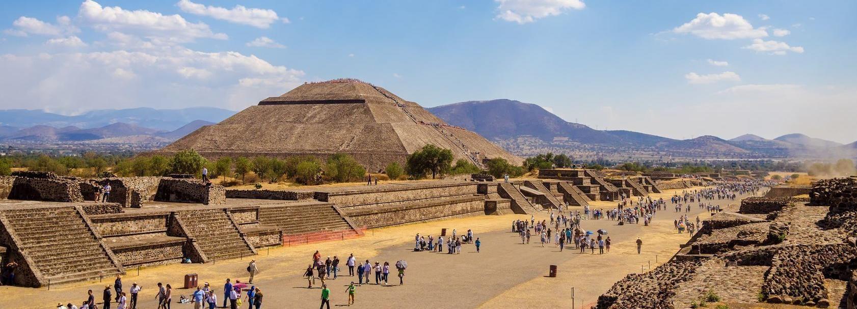 Desde Ciudad de México: acceso a Teotihuacán y cata de licor