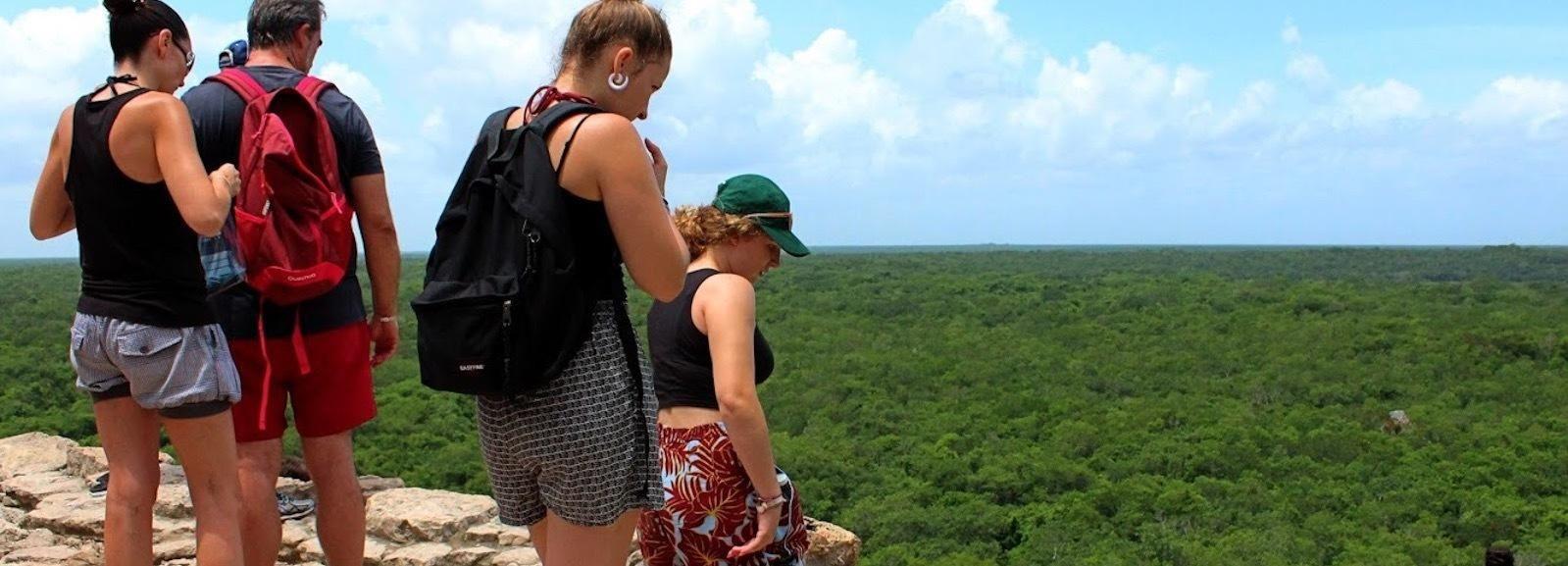 Coba: Ruinas Mayas y Tour Cenote desde la Riviera Maya