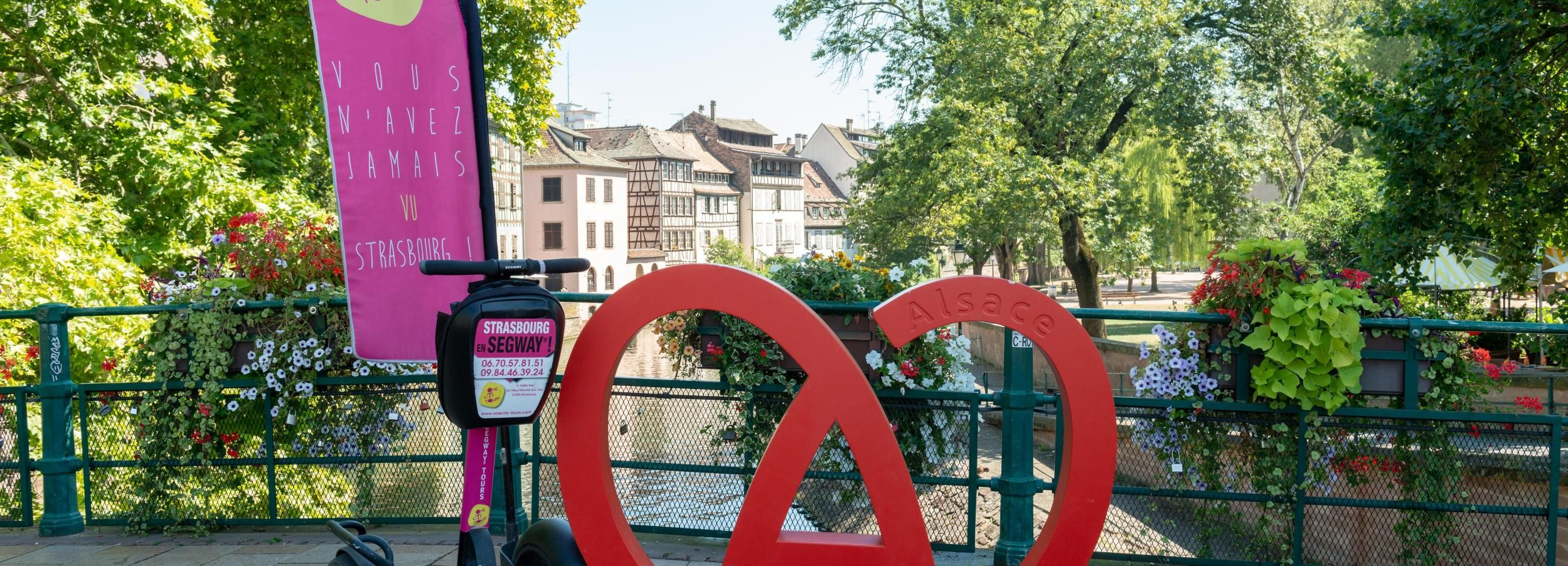 Colmar: 2-Hour Segway Tour