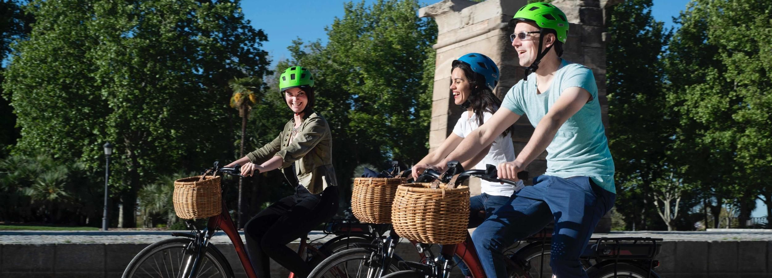 Madrid: 1,5-stündige Top 10 E-Bike-Besichtigungstour