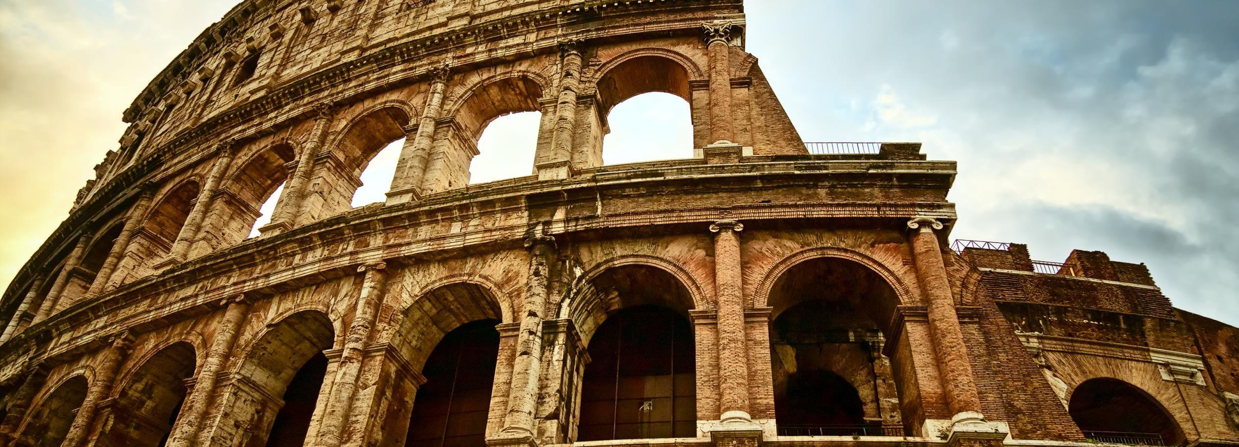 Roma: tour del Colosseo con ingresso prioritario