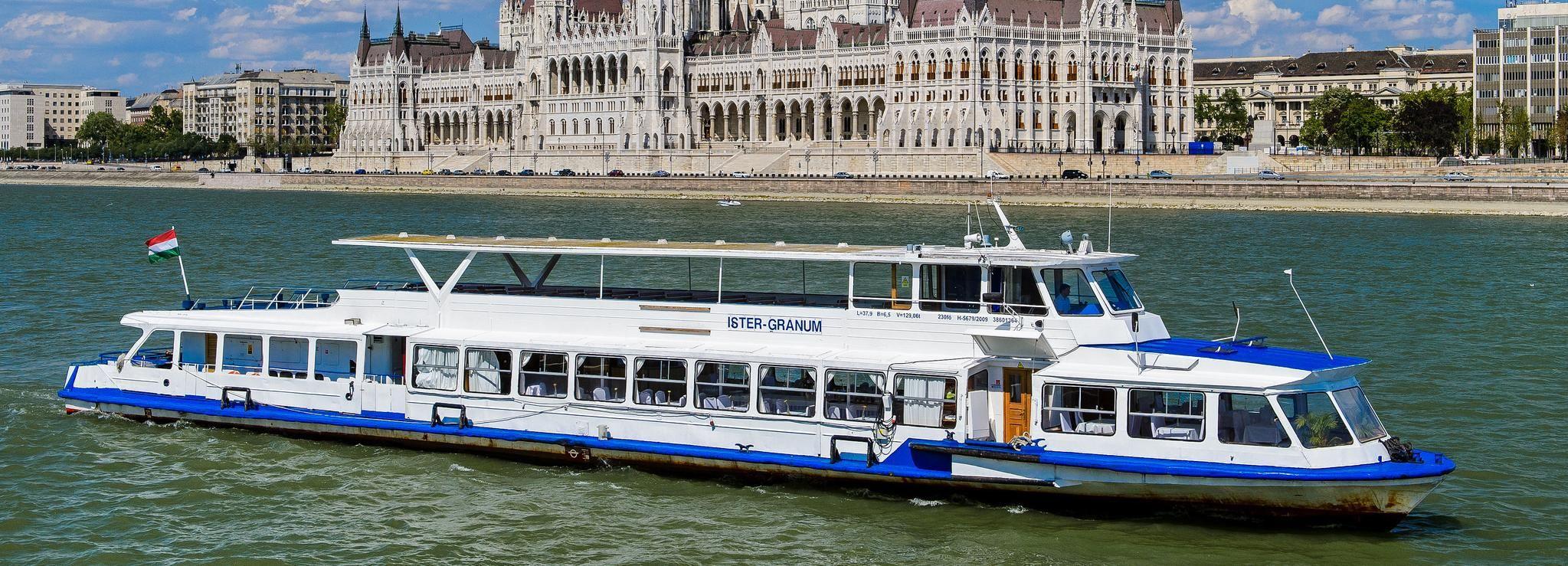 Budapest: crociera panoramica sul Danubio