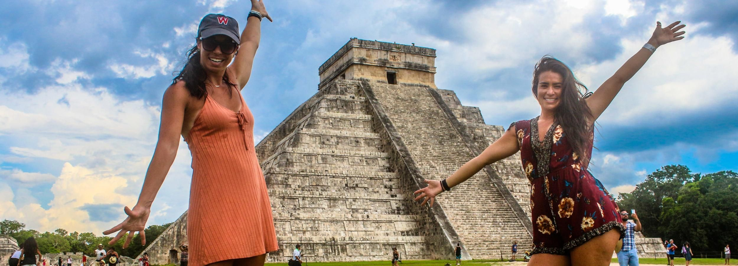 Chichen Itzá Guided Tour With Transfer Options