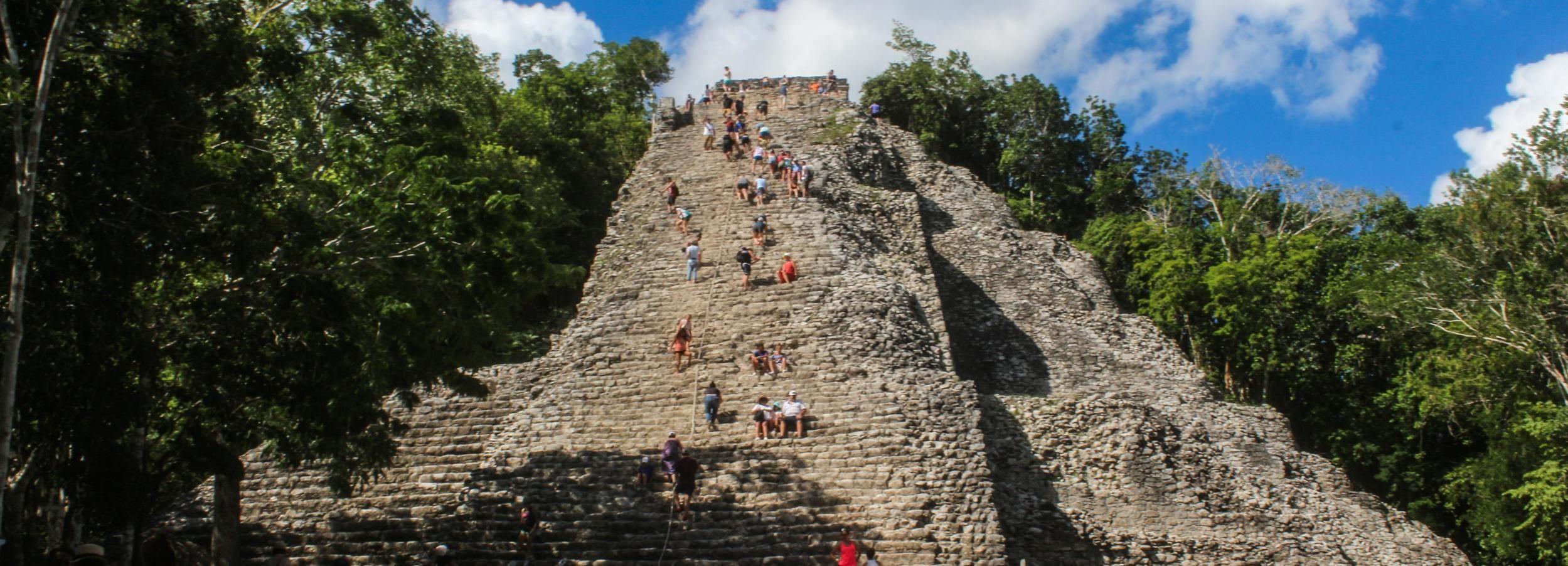 Tulum, Coba y cenote: excursión de 1 día