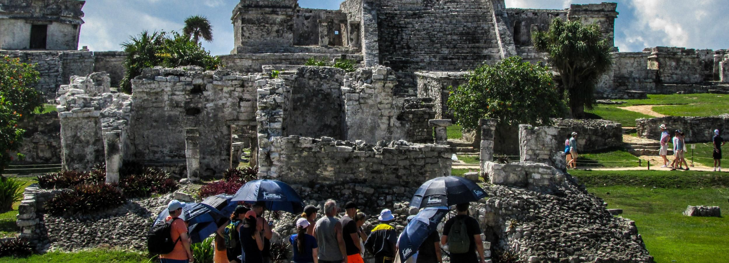 Tulum: excursión de medio día de la cultura maya y cenote
