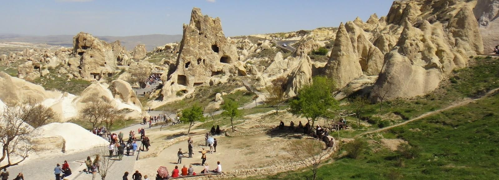 Sightseeing Tour of Cappadocia