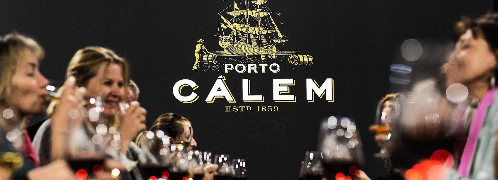Porto: Adegas de Cálem, Museu Interativo e Degustação Vinho