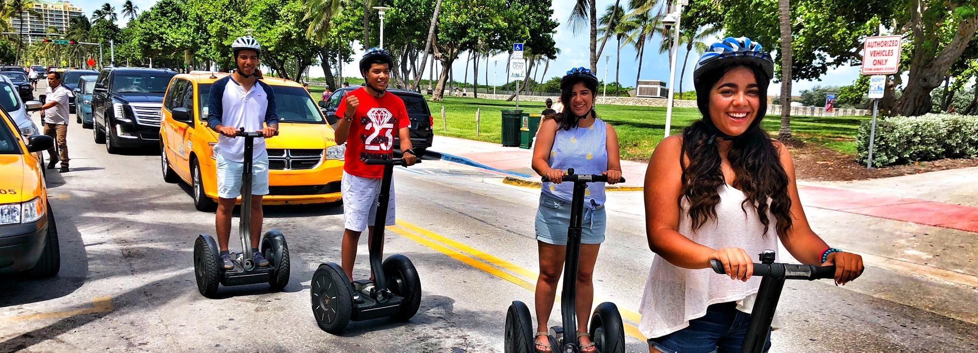 Miami: tour in Segway di Ocean Drive