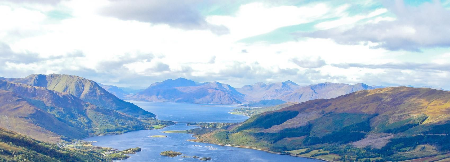 Desde Glasgow: Lago Ness, Glencoe y las Tierras Altas
