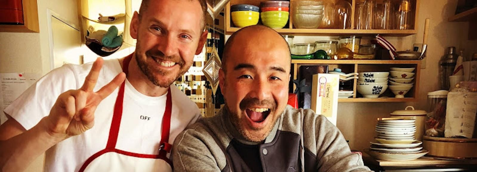 Tokyo: Private Japanese Cooking Class with a Local Chef