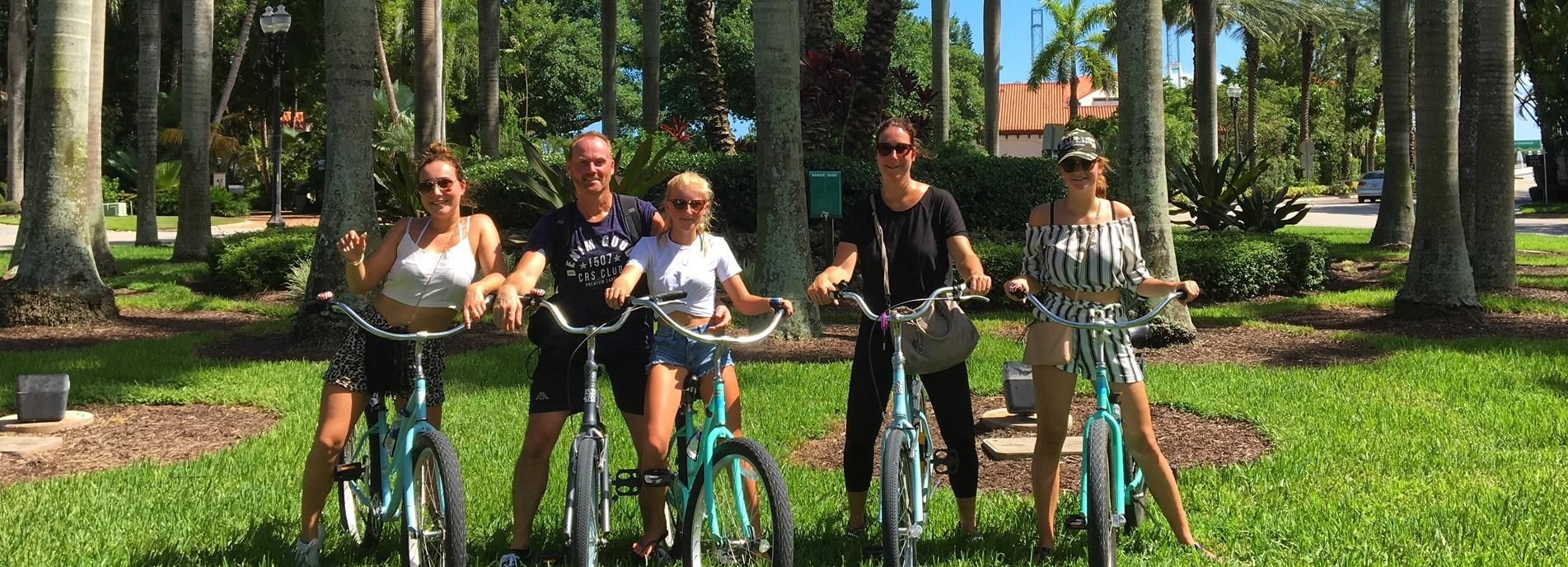 Miami: South Beach Bike Rental