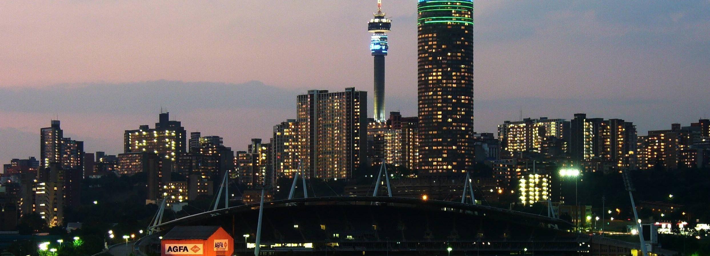 Jo'berg: journée en ville, Soweto et musée de l'Apartheid