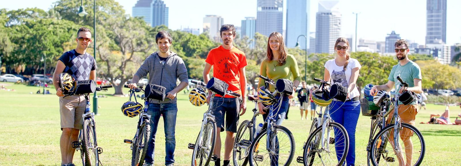 The Best of Brisbane Bicycle Tour