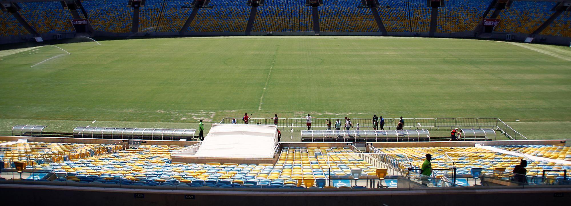 Estadio de Maracaná: tour de 3 h entre bastidores