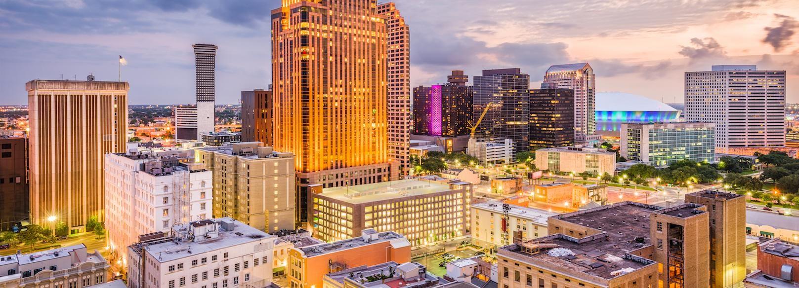 Nueva Orleans: tour en autobús de lujo