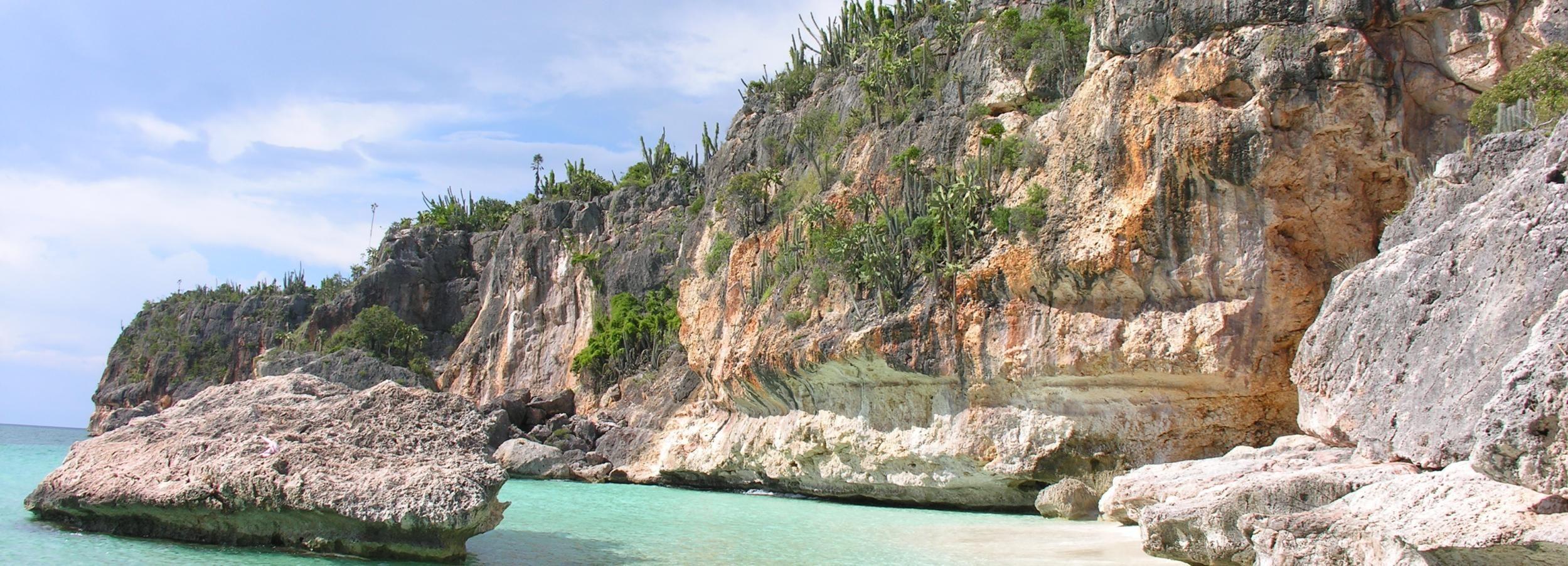 Bahía de las Aguilas: excursion d'une journée à la plage en bateau