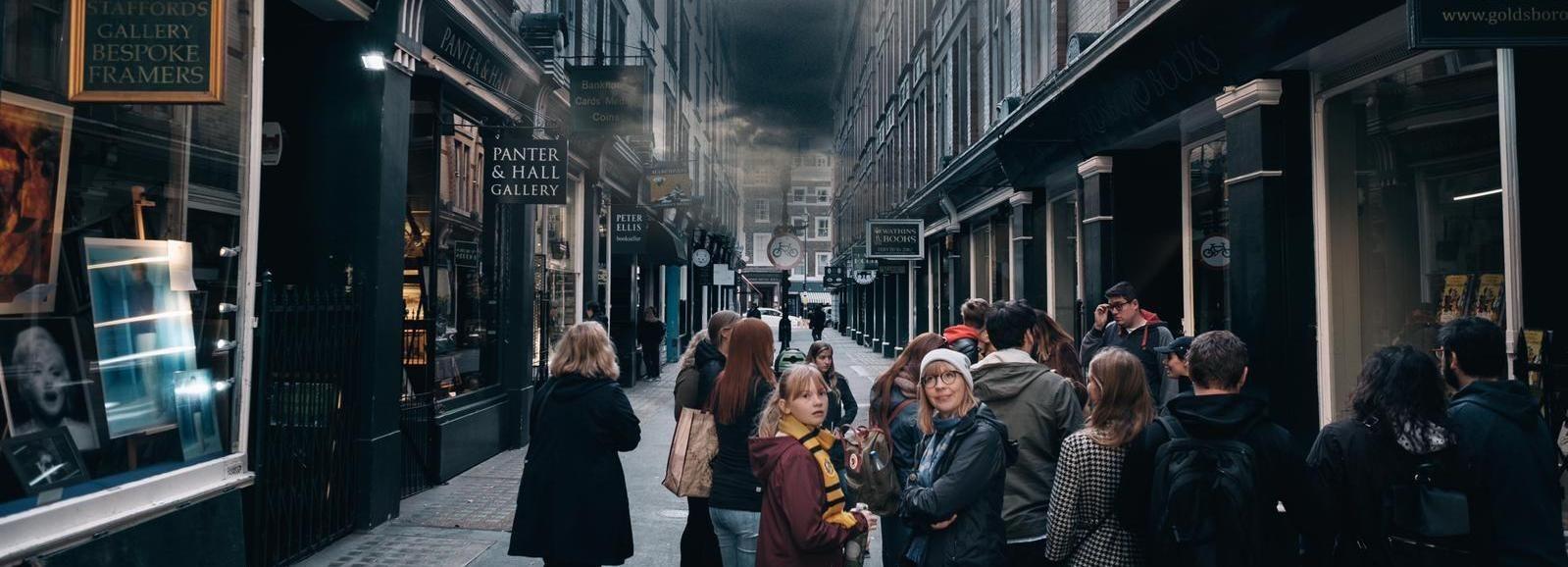 Londen: bezoek Harry Potter-filmlocaties met rivierboottocht