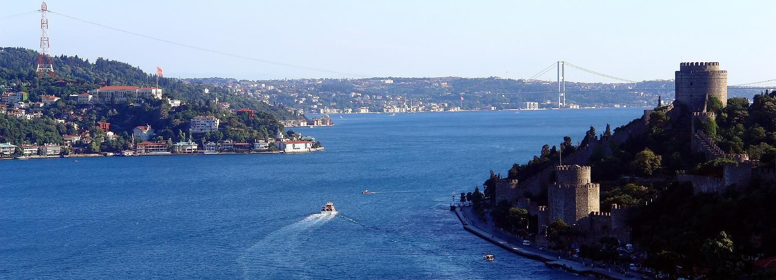 Istanbul: Bosphorus Boat Tour with Local Guide