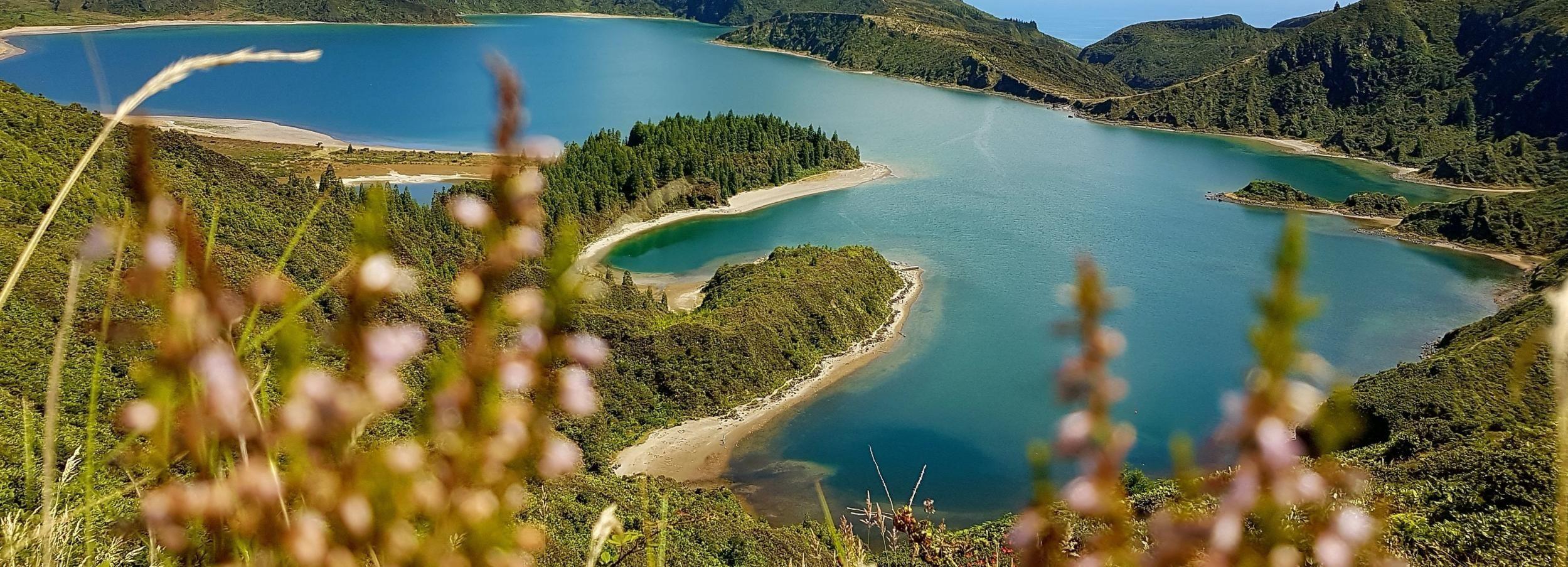 Ponta Delgada: Sete Cidades e Lagoa do Fogo