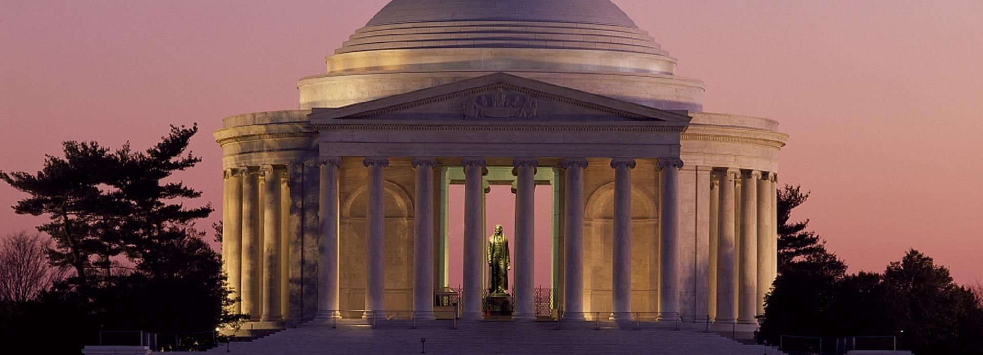 DC au crépuscule: Visite nocturne du National Mall