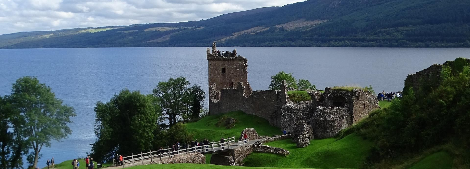 Ab Inverness: Loch Ness & Highlands-Tour