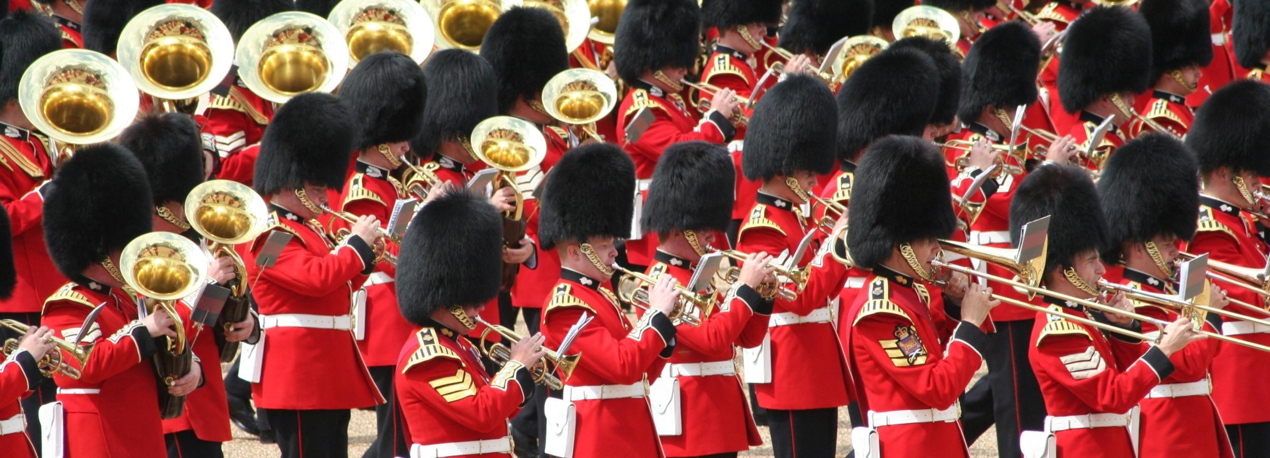 Londra: Buckingham Palace Cambio del tour guidato della guardia