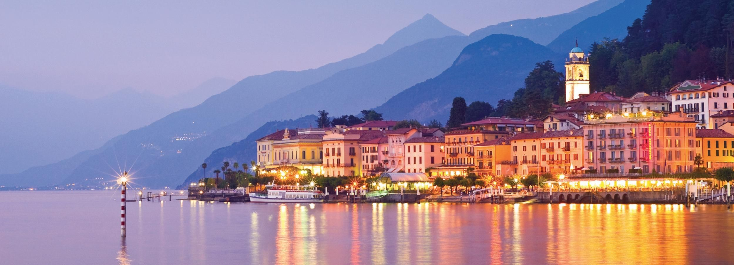 From Milan: Lake Como Day Trip with Optional Lunch