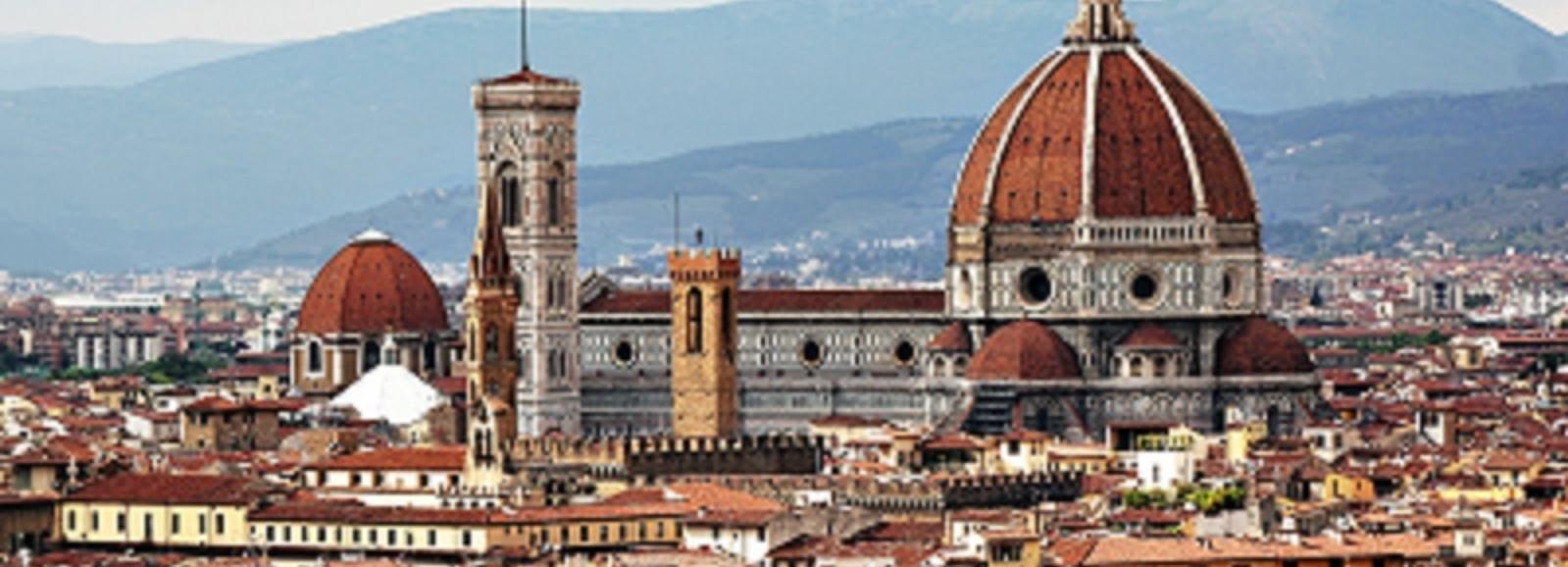 Van Livorno: excursies aan wal naar Florence en Pisa
