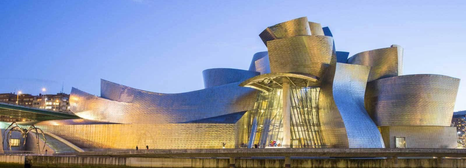 Magia en el museo Guggenheim