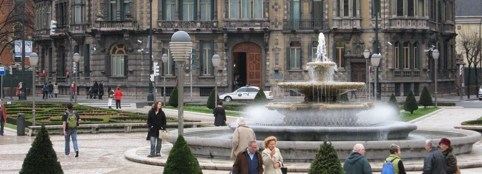 Ranking de arquitectura moderna de Bilbao