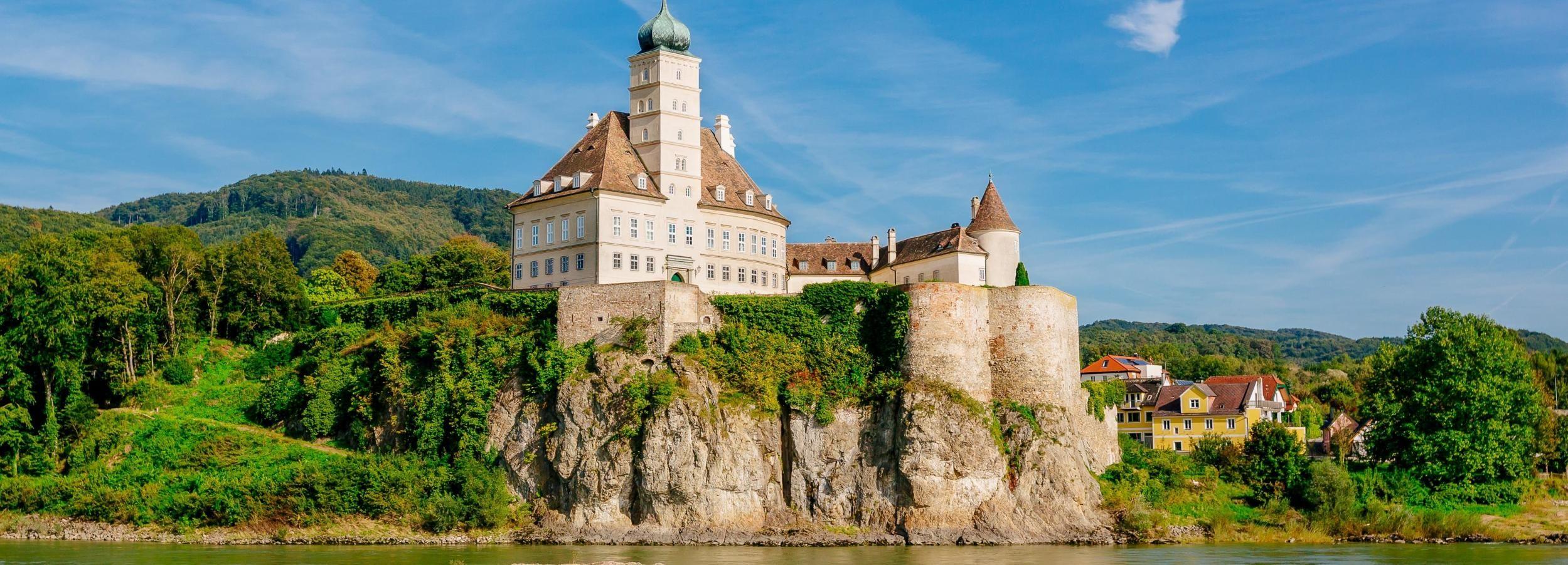 De Vienne: excursion aux vallées de la Wachau et du Danube