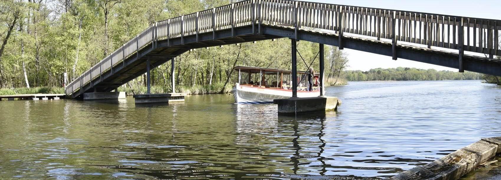 Copenaghen: gita in barca sul lago Lyngby e Millstream