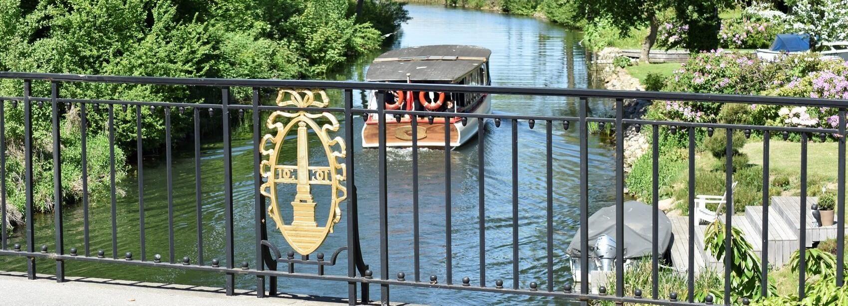 Copenaghen: gita in barca sul lago Furesøen
