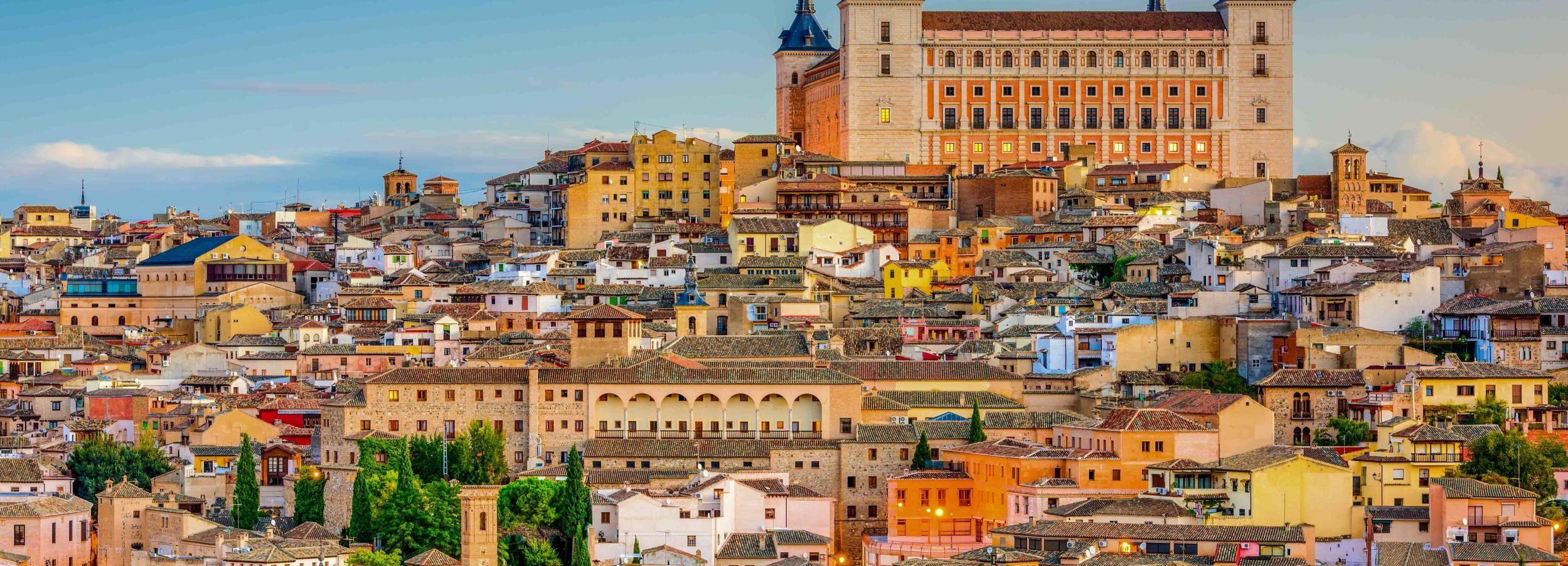 Madrid: Toledo Full Day Tour with Free Madrid City Tour