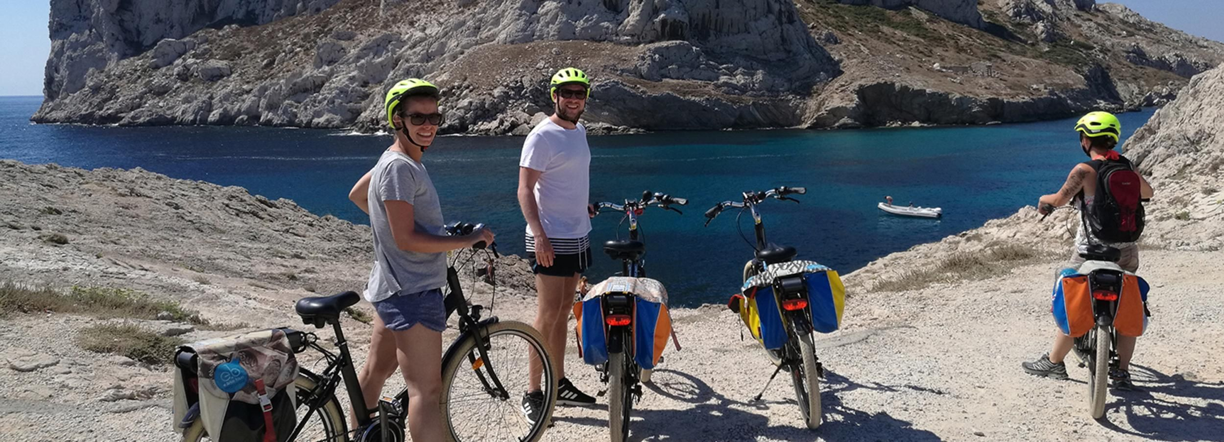 Marseille to Calanques: Full-Day Electric Bike Trip