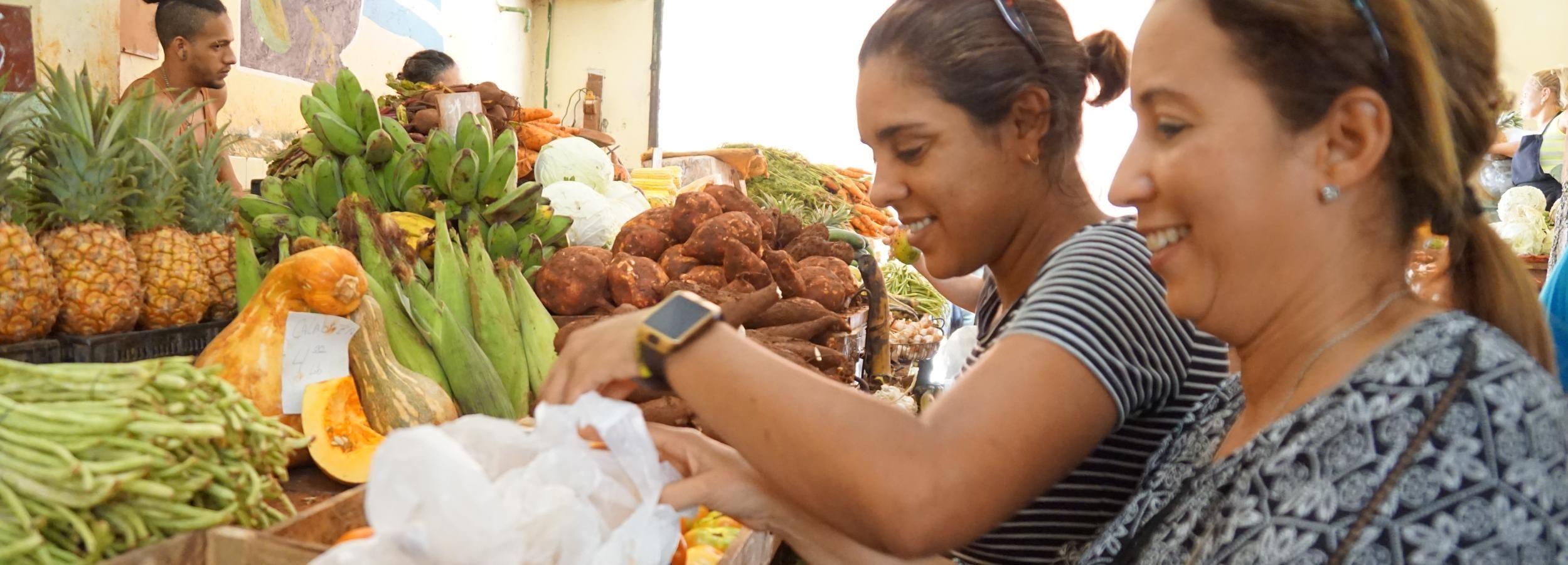 La Havane: expérience culinaire cubaine privée