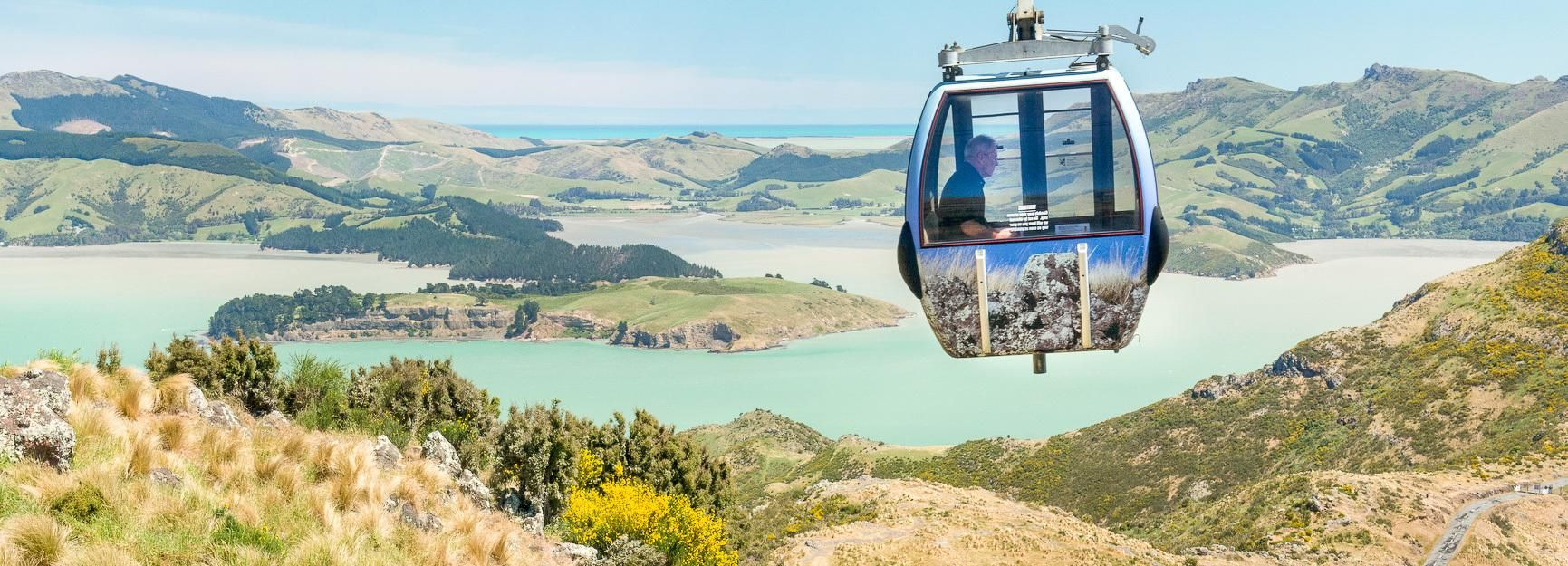 Christchurch Gondola and Tram City Tour Combo