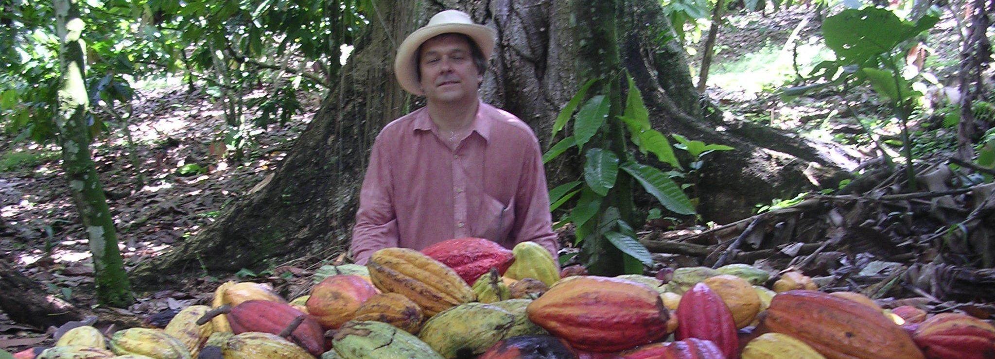 Saint-Domingue: découverte du chocolat et du cigare