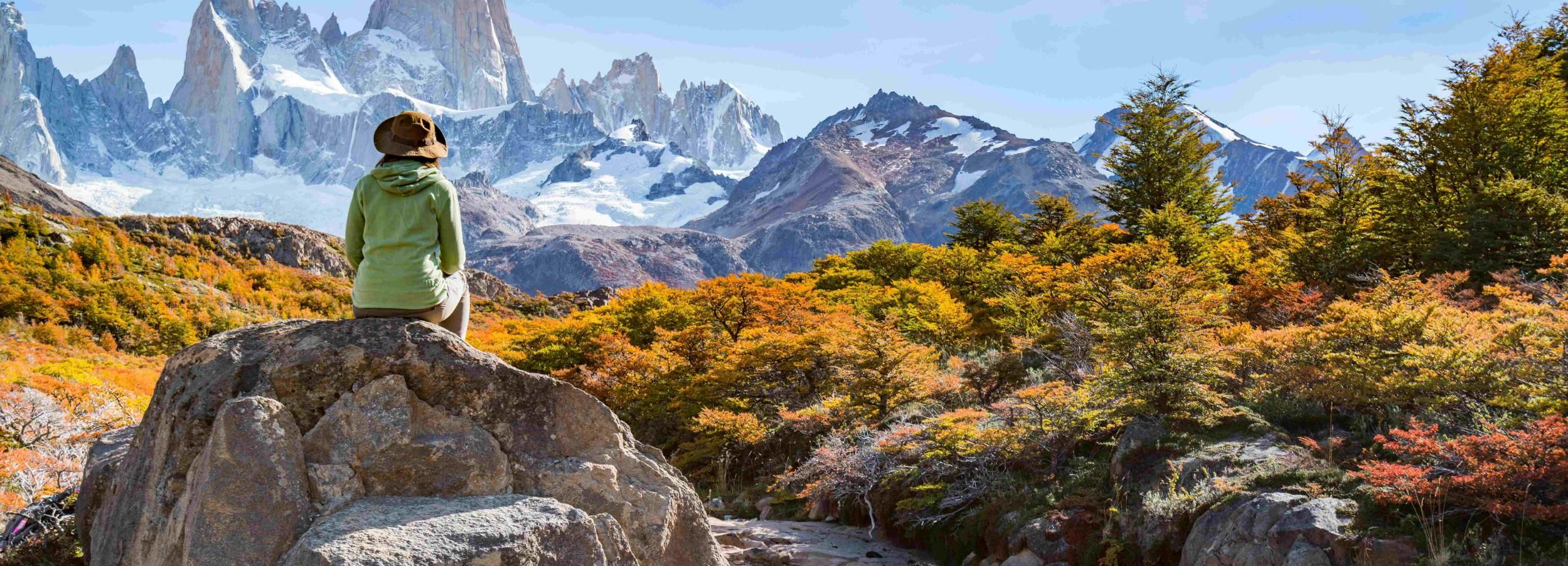 El Chaltén: Trilha Laguna Torre