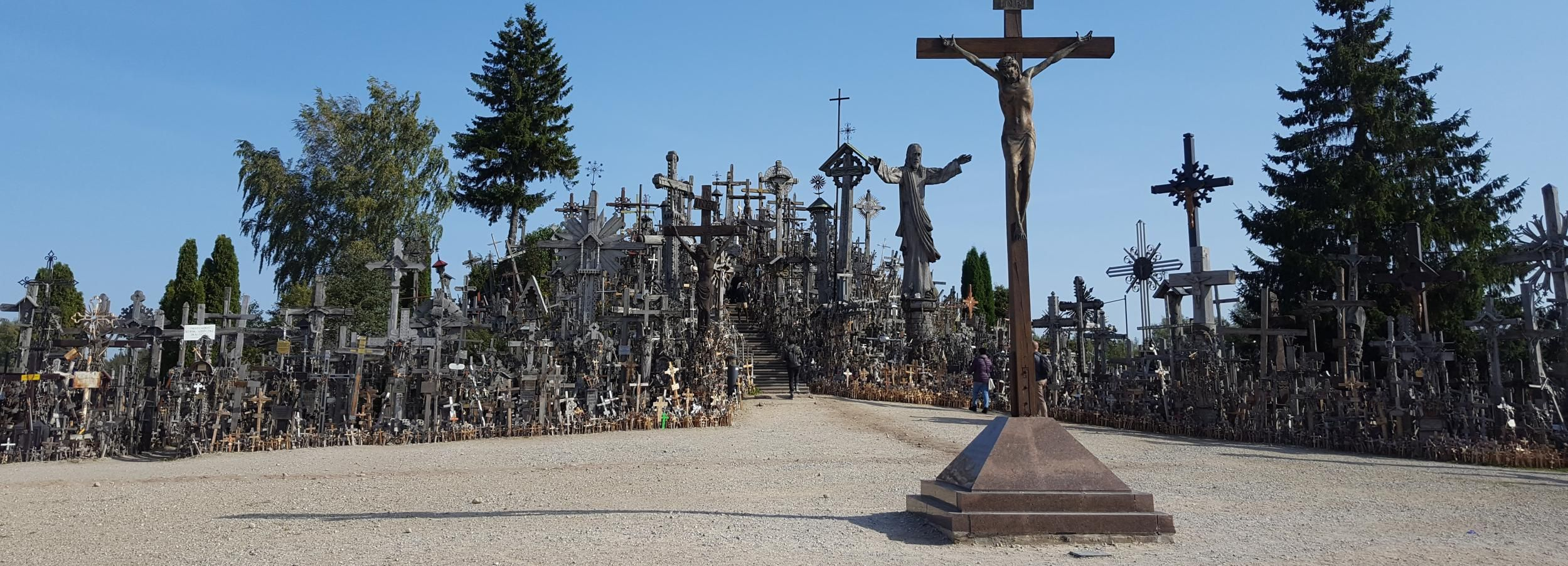 The Hill of Crosses: passeio de dia inteiro de Vilnius