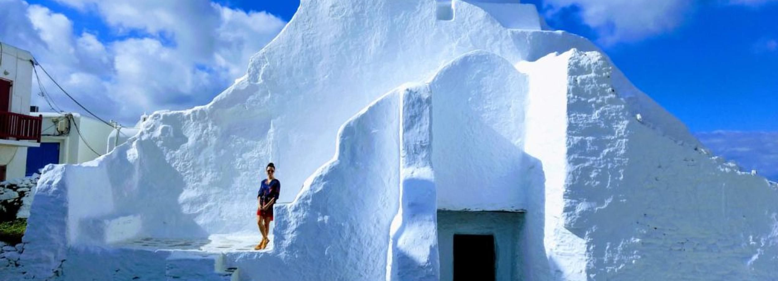 Mykonos: Full-Day Sightseeing Tour with Lunch