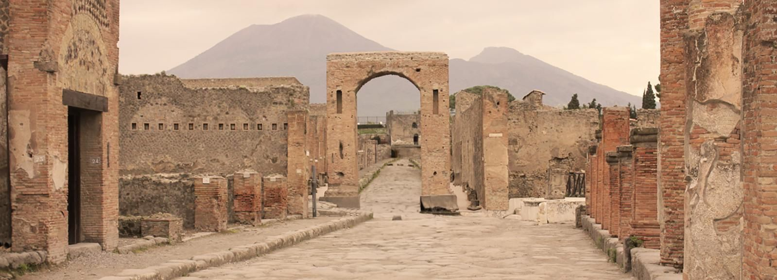 Pompeii: Private Tour from Rome by Car